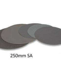 Self-adhesive abrasive papers